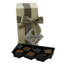 Ballotin assortiment Chocolats PLAISIR 175g
