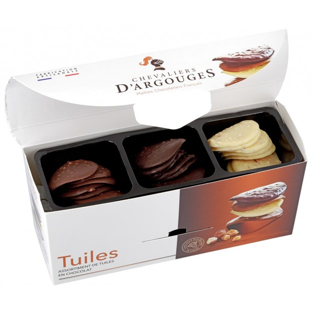 Ballorin tuiles assorties 295g