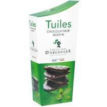 Dark Chocolate Tuiles Flavour of Mint