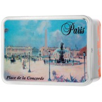 """Paris Concorde"" box Giandujas"