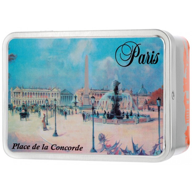 Gianduja Coffret Paris Concorde