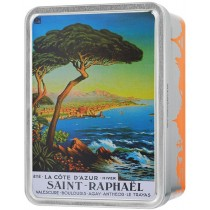 """Saint Raphaël"" box Giandujas"