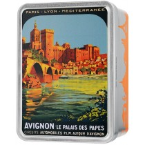 """Avignon Palais Papes"" box Giandujas"