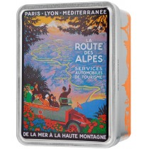 """Route des Alpes"" box Giandujas"