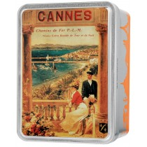 """Cannes"" box Giandujas"