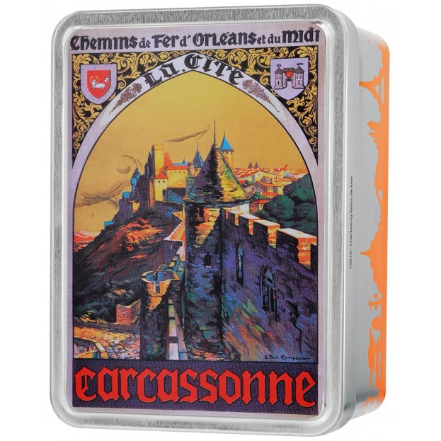 Gianduja Coffret Carcassonne Écusson