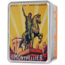 """Montpellier"" box Giandujas"