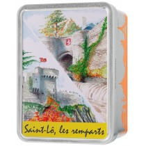 """Saint-Lô les remparts"" box Giandujas"