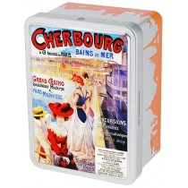 """Cherbourg"" box Giandujas"