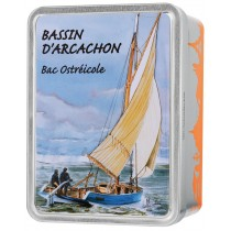 """Bac Ostréicole"" box Giandujas"