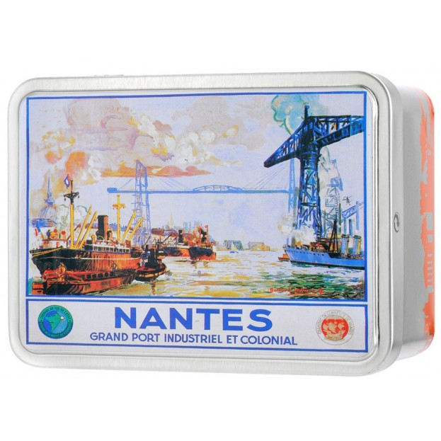 Gianduja Coffret Nantes Grand Port