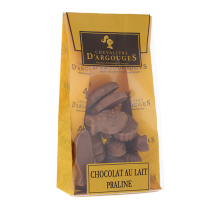 Friture Chocolat Lait praliné 120g