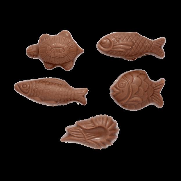 Friture Chocolat Lait 200g