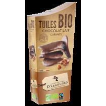 Tuiles Lait Caramel Bio/Équitable