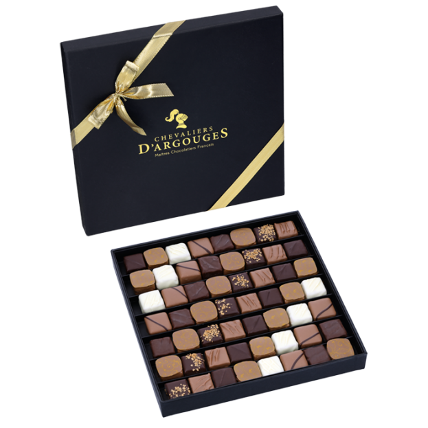 Coffret 56 Chocolats 560g