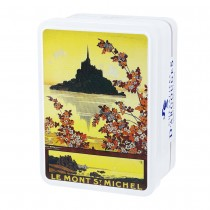"""Mont Saint-Michel Pintems"" box Giandujas 100g"